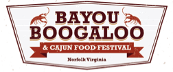 Bayou Boogaloo & Cajun Food Festival @ Town Point Park | Norfolk | Virginia | United States
