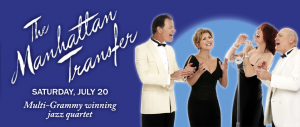 The Manhattan Transfer @ Ferguson Center for the Arts | Newport News | Virginia | United States