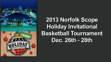 Norfolk Scope Holiday Invitational Tournament