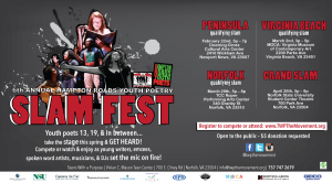 2014 HRYP Slam Season & Festival – Norfolk Slam @ Roper Theater, Tidewater Community College | Norfolk | Virginia | United States