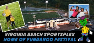 Fundango Festival – The #1 Family Festival In Virginia Beach! @ Virginia Beach Sportsplex | Virginia Beach | Virginia | United States