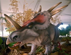 Dinos Live! evening hours @ Virginia Living Museum | Newport News | Virginia | United States