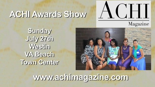 ACHI Magazine Awards Show