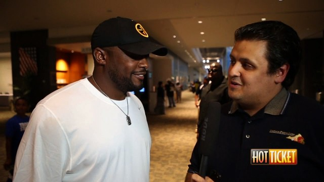 Mike Tomlin's Gridiron Legends Tailgate