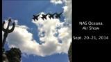 NAS Oceana Air Show Preview