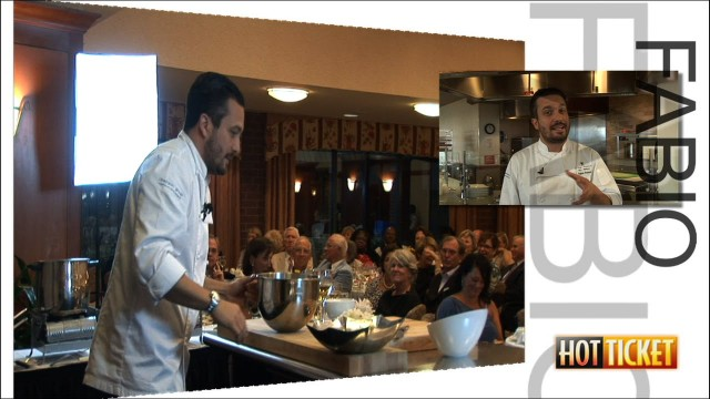 An Evening with Celebrity Chef Fabio Viviani