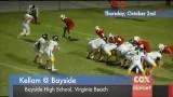 Sports Report: Kellam @ Bayside
