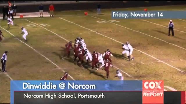 Sports Report: Dinwiddie @ Norcom