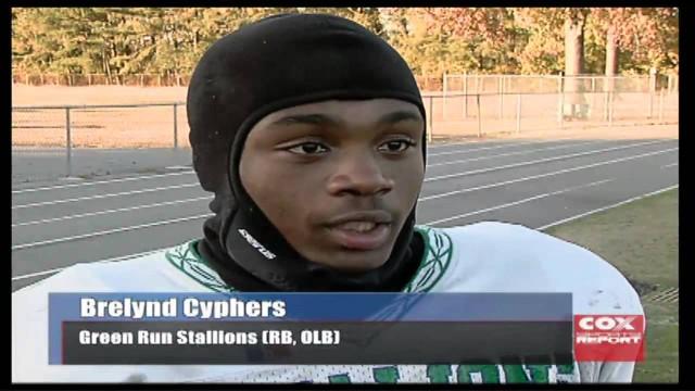 Sports Report: Cox @ Practice