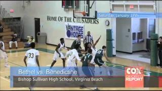 Sports Report: Bethel vs. Benedictine