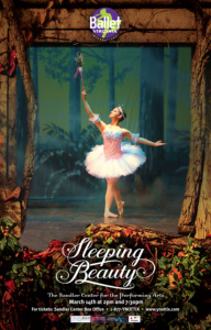 Ballet Virginia International: Sleeping Beauty @ Sandler Center for the Performing Arts