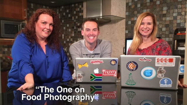 """Blog talk TV Episode 9 – """"The One on Food Photography"""""""