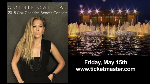 Colbie Caillat – Cox Charities Concert