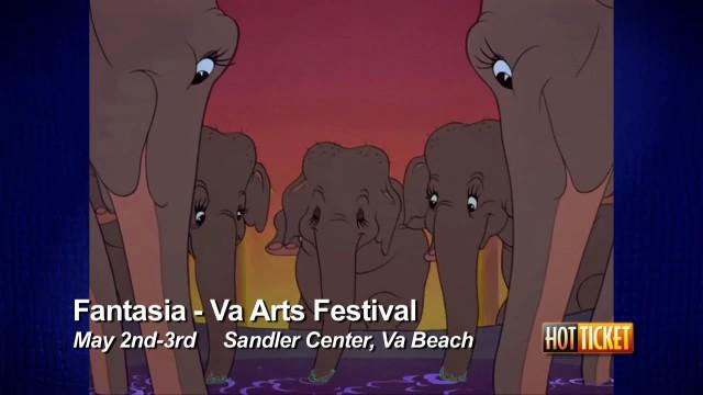 Virginia Arts Festival – Fantasia