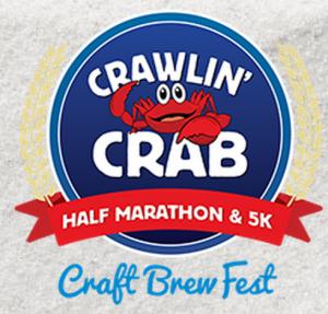 Crawlin' Crab Half Marathon, 5K, Kids Kilometer (1K), and Craft Brew Fest @ Hampton Roads Convention Center