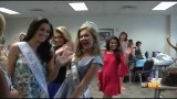 Behind The Scenes at International Junior Miss