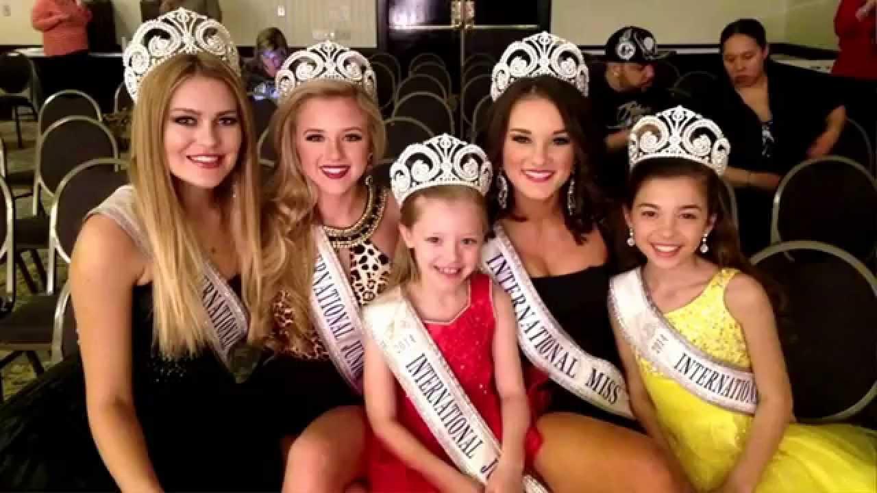 International Junior Miss Pageant 2015