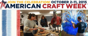 Williamsburg Celebrates American Craft Week @ Quirks of Art @ Quirks of Art | Williamsburg | Virginia | United States