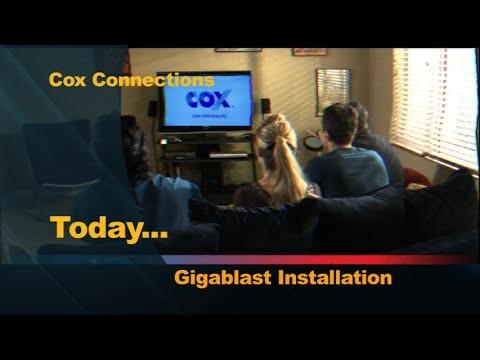Gigablast Upgrade Installation – Connections 810 Seg B