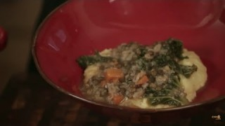 Cooking from the Heart S02E03C – Lentil Stew and Polenta