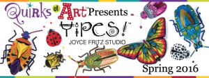 Quirks of Art presents Joyce Fritz Studio @ Williamsburg | Virginia | United States