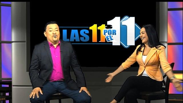 A las 11 por el 11 – Show #210