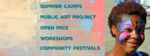 2016 Teens with a Purpose (TWP) Summer Program – Norfolk Public Art Project @ Norfolk | Virginia | United States