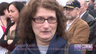 USS Bainbridge Returns – Homecoming Episode 602 Seg C