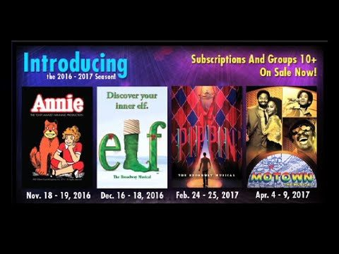 Broadway Norfolk Season Subscriptions – Hot Ticket 2016