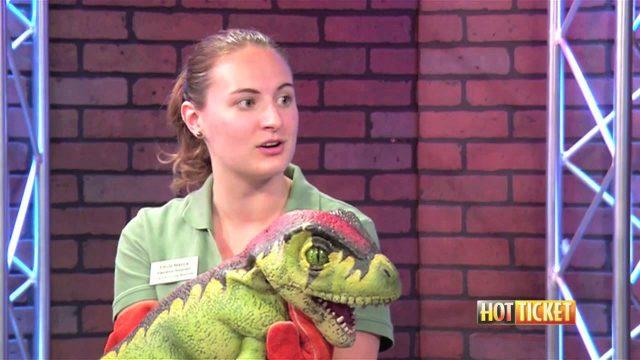 Dinosaur Discoveries – Virginia Living Museum
