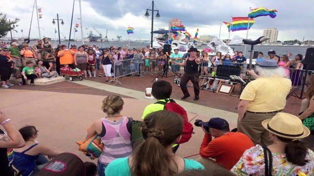 Hampton Roads PRIDE Festival Preview