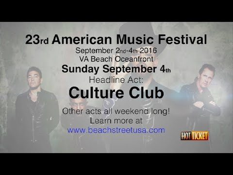 American Music Festival Preview 2016