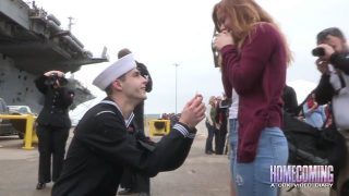 The USS George Washington Returns – Homecoming 603 Seg B 2016