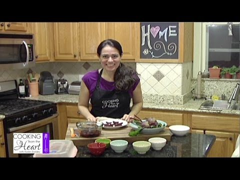 Cooking from the Heart  – Healthy Treat for Kids