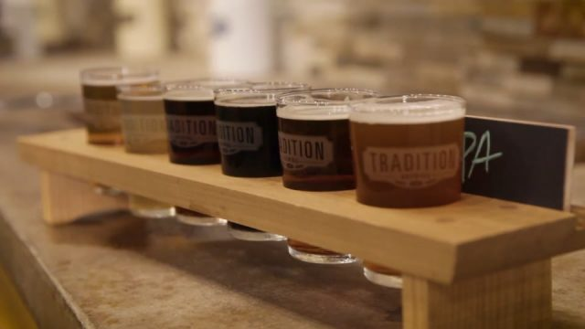Get to Know Tradition Brewing Company